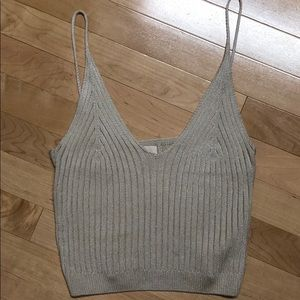 Forever21 Ribbed-knit Cami